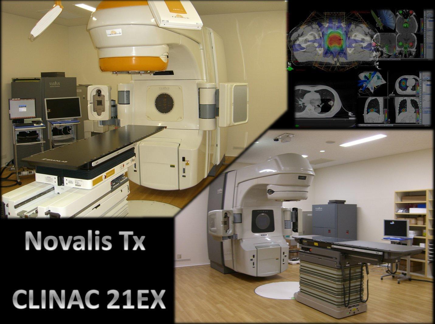 放射線治療科の写真
